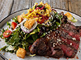 Steak & Feta