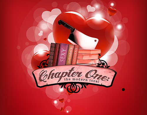 Valentine's Weekend at Chapter One!